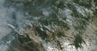Tens Of Thousands Of Fires Ravage Brazilian Amazon, Where Deforestation Has Spiked