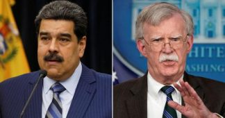 Bolton, Ross, Lima Group Seek to Put Venezuela in 'Quarantine'