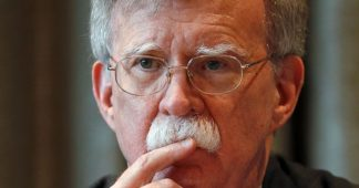 7/3/20 Trita Parsi on John Bolton's 'Israel First' Foreign Policy