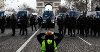 France: Huge police operation planned for G7 protests must not end in violence and mass arrests