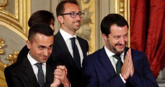 Italie: Les illusions se terminent mal. Limites d' une extreme droite alliee de Trump et de Netanyahu