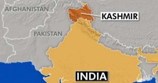 Occupying Kashmir