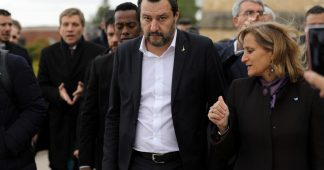 "Italy's Salvini criticised by allies for calling Hezbollah ""terrorists"""