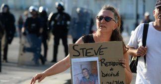 Steve: une nouvelle marche blanche réunit entre 200 et 300 personnes à Nantes