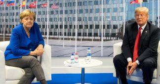 German-U.S. Ties Are Breaking Down