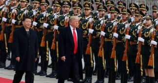 Trump escalates confrontation with China