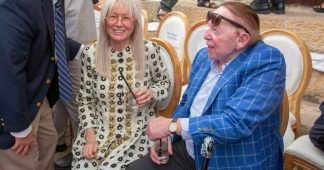 Miriam Adelson: 'Sara Netanyahu Told Me if Iran Wipes Out Israel, It Would Be My Fault'