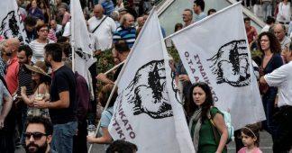 Grèce : première fronde sociale contre le gouvernement Mitsotakis