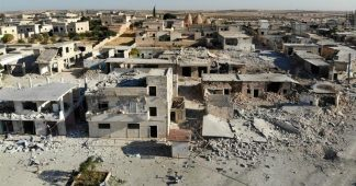 Russia slams US for 'indiscriminate' attack in Syria's Idlib
