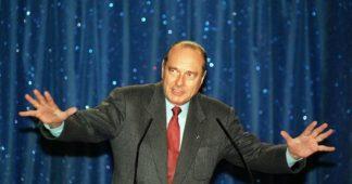"""""""Notre maison brûle"""" mais Chirac n'a rien fait pour l'éteindre, au contraire !"""
