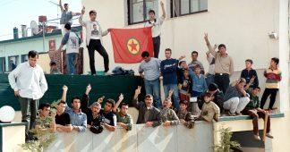 Les camps kurdes de Lavrio en danger