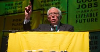 The Media-Responses to Bernie Sanders's Climate-Plan