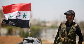 Syrian troops and Russian military police enter Tel Tamer. Russia strengthens its dominant position