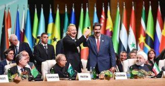 NAM Summit: 'Venezuela Is Resisting And Overcoming', Maduro Says