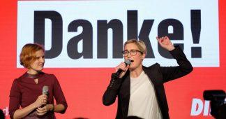 "Radical Left and Far-Right ""anti-establishment"" forces gain majority of votes in Thuringia"
