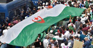 Algérie : «Il y a une détermination du peuple algérien d'aller jusqu'au bout»