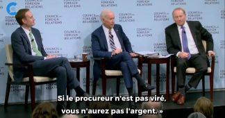 La déclaration choc du procureur ukrainien viré par Biden : Trump a-t-il eu raison ?