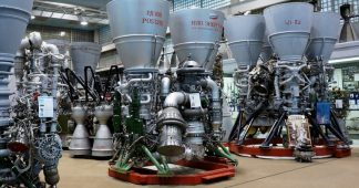 'Tsar engines': Russia begins production of the world's most-powerful rocket boosters