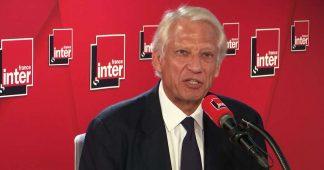 """Dominique de Villepin : """"Au fond, Jacques Chirac ressemblait un peu à tous les Français"""""""