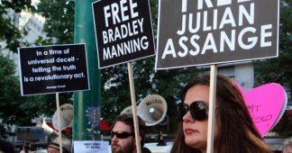 Julian Assange meurt à petit feu en ce moment dans l'indifférence