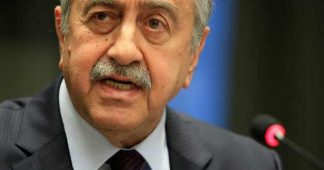 Ankara furious at Turkish-Cypriot leader Akinci criticizing Syria Operation