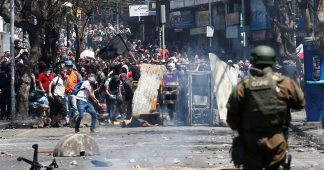 Chile: State Violence Leads to 1,420 Arrests and 11 Deaths