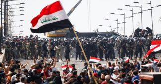 Dozens Killed, Thousands Wounded as Iraq Cracks Down on Protests