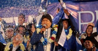 What is at stake in Bolivia's presidential election?