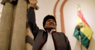 Bolivia Elections: Morales Wins 1st Round, Still Awaiting Final Results