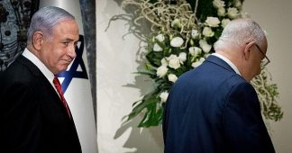 Netanyahu tells president he can't form government; now it's Gantz's turn to try