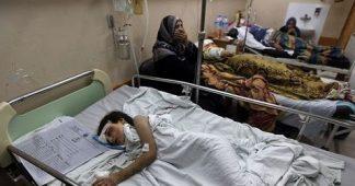 La santé en Palestine: Une affaire coloniale