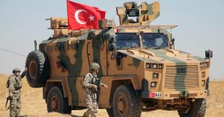 US gives green light to Turkey to invade Syria. They want a conflict between Turkey, Kurds, Syrians and Russians