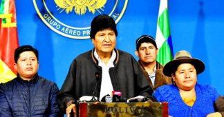Lessons To Learn From The Coup In Bolivia