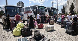 Les réfugiés syriens sous ultimatum en Turquie