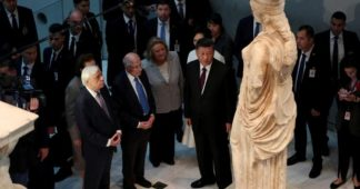 Chinese president Xi express full support for Return of Parthenon Marbles