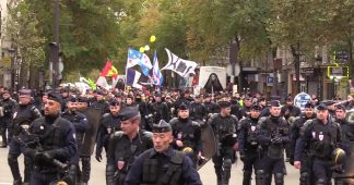 France: Yellow Vests out in force as first anniversary nears