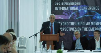 Chisinau Forum III: David Shahnazaryan – In the current global insecurity the war by accident becomes a real threat