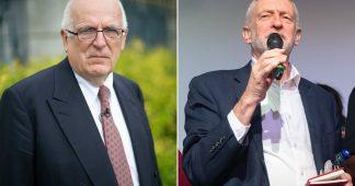 British Secret Services attack Jeremy Corbyn