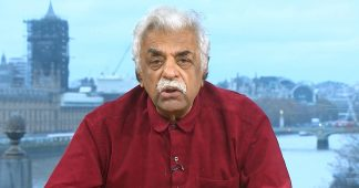 "Tariq Ali on the U.K. Election, Brexit & How the Tories Were ""Taken Over by the Extreme Right Wing"""