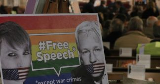 'Telling the truth becomes a crime': UK & international pundits blast Assange imprisonment