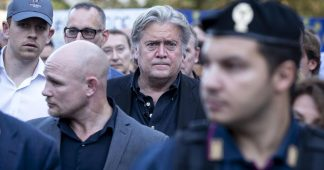 Steve Bannon. The Plan B of the Empire of Finance