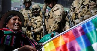 Bolivia: 9 Corpses in 24 hours Prove Dictatorship's Violence