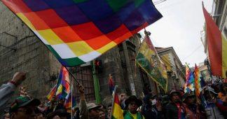 «Nous refusons d'être brûlés»: 500 ans de résistance, de colonisation et de coups d'état en Bolivie