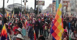 L'Union Européenne soutient le coup d'Etat en Bolivie !
