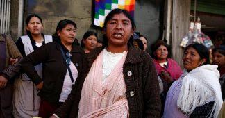 UN calls for talks to end Bolivia crisis as death toll rises