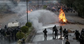 Bolivia: Chaos hits Cochabamba as police and pro-Morales protesters clash