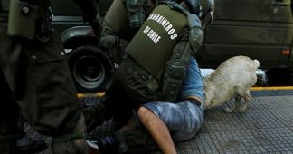 Spain, UK and France will help Chilean police optimize its killing practices