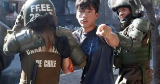 Chile: Most Vulnerable Victims of State Violence are Minors