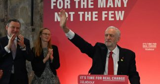 Full speech: Jeremy Corbyn launches Labour's election campaign