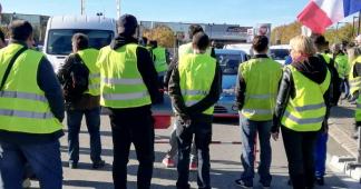 """69% des Français jugent le mouvement des """"gilets jaunes"""" justifié (69% of French consider the Yellow Vests movement as justified )"""